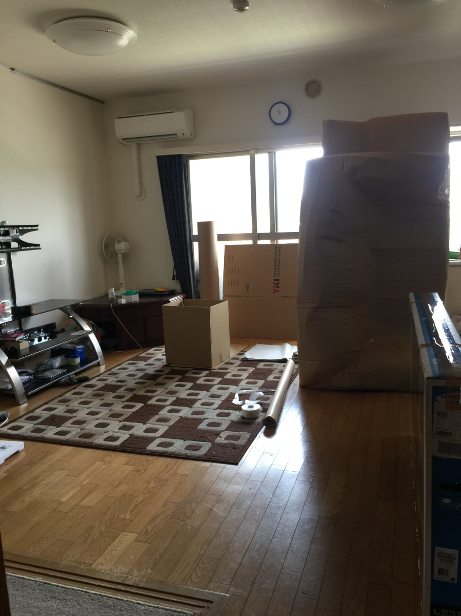 Moving Out Of Our Off Base House: Our PCS Adventure